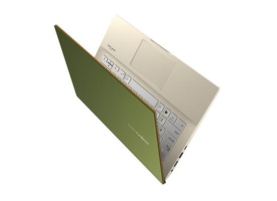 Asus Vivobook GeForce MX250 2GB Core i7 16GB RAM 512 SSD 14-inch Laptop - Green
