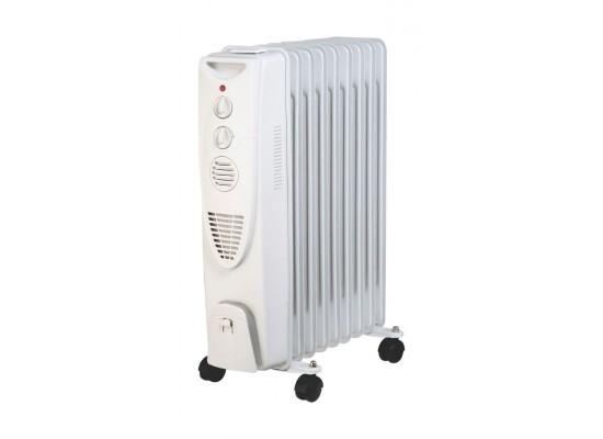 Wansa 2000W 9 Fins Oil Heater - AO-2003
