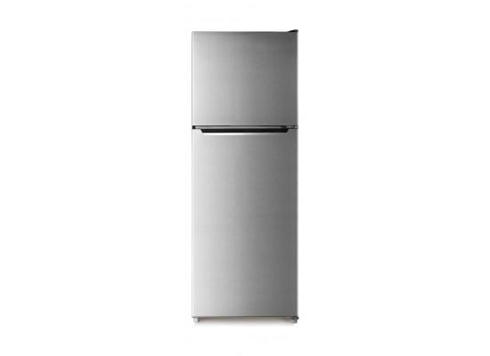 Wansa 13 CFT Top Mount Refrigerator (WRTG-365-NFSSC52) - Stainless Steel