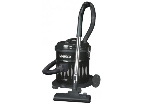 Wansa 1400W 15L Drum Vacuum Cleaner (ZL14-04T)