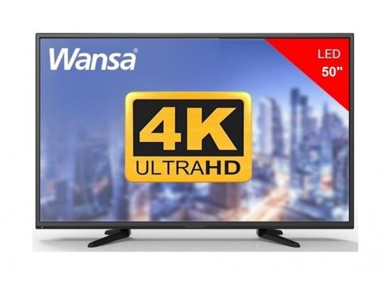 Wansa 50 inch Ultra HD LED TV - WUD50H7759