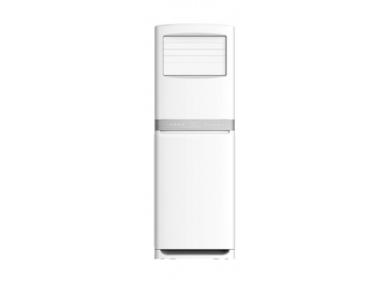 Wansa 48000 BTU Cooling and Heating Floor Standing AC - WFSCH48CAXGS