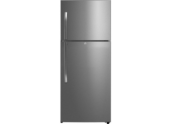 Wansa 21 CFT Top Mount Refrigerator (WRTG-606-NFSSC62) - Stainless Steel