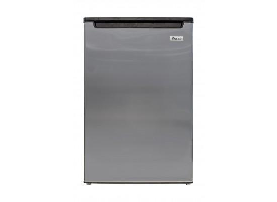 Wansa 4 Cft. Upright Freezer – Stainless Steel