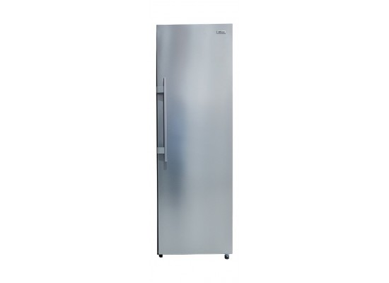 Wansa 16 Cft. Single Door Refrigerator (WROG455NFSSC6) - Stainless Steel