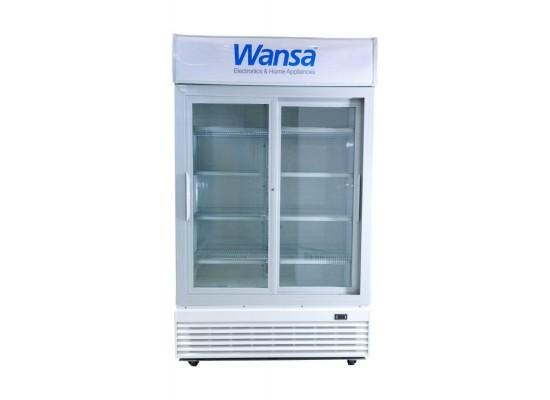 Wansa 35 Cft. Window Refrigerator (WUSC1000NFWT) - White