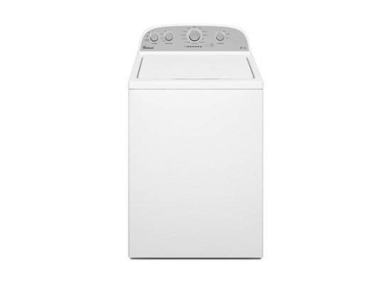 Whirlpool Atlantis 15kg 6th Sense Top Loading Washing Machine (3LWTW4815FW) - White