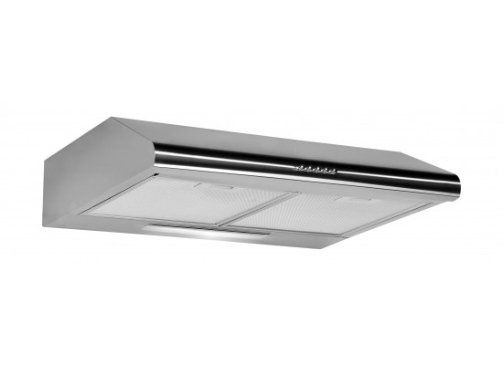 Wansa 60cm Built Under Cooker Hood – Stainless Steel (WCH1T1111X)