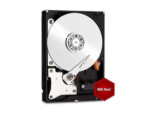 Western Digital Red 6TB 5400 rpm SATA 3.5-inch Internal NAS HDD (WDBMMA0060HNC)