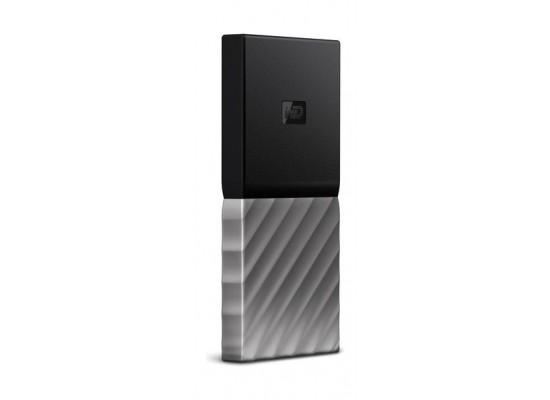 WD 1TB My Passport USB 3.1 Portable SSD - Silver