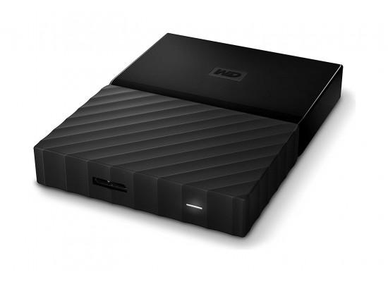 WD 2TB Black My Passport for Mac Portable External Hard Drive - USB 3 0  (WDBP6A0020BBK)
