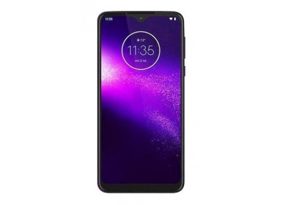 Motorola One Macro 64GB Phone - Blue