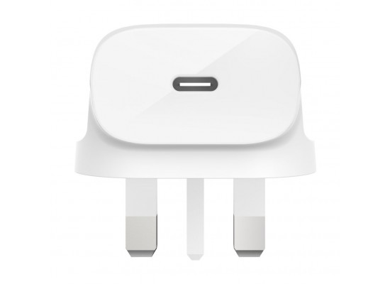 Belkin Boost 18W USB-C Wall Charger USB-C to Lightning Cable