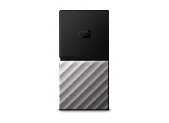 Western Digital My Passport 256GB Solid State Drive (WDBKVX2560PSL) - Silver