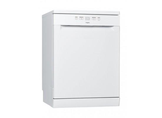 Whirlpool 5-Program 13-Settings Free-Standing Dishwasher (WFE-2B19-UK) - White