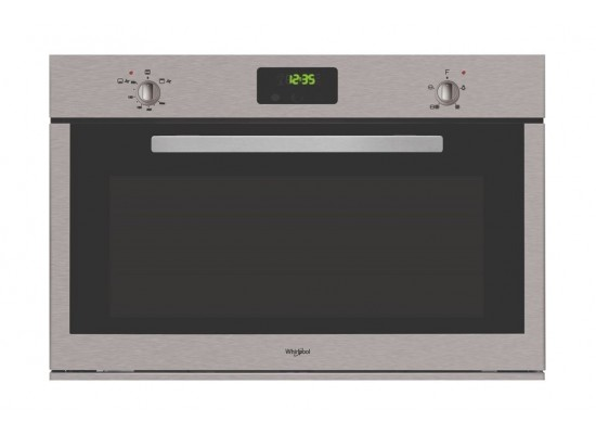 Whirlpool 90CM Gas Oven (WGM A4F1 IX) - Stainless Steel