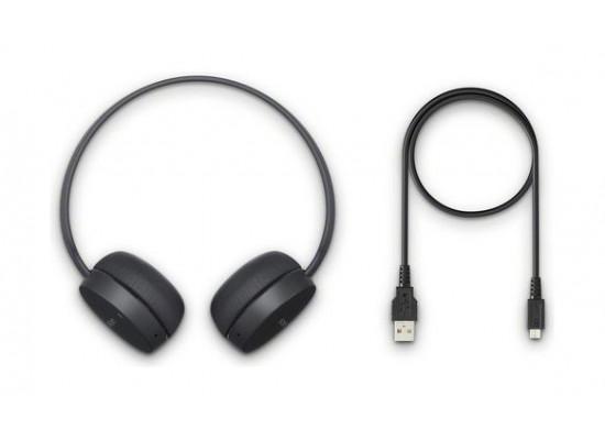 3cea0d6d98e Sony Wireless On-Ear Headphones (WH-CH500) - Black | Sony Headphone ...
