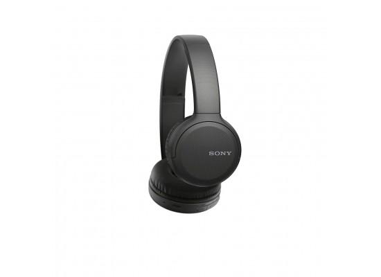 Sony Wireless On-Ear Headphone (WH-CH510) - Black