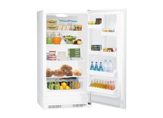 Frigidaire Side by Side Refrigerator 17 CFT (MRA17V6QW) - White