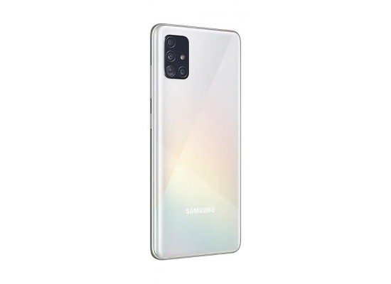 Samsung Galaxy A51 128GB Phone - White