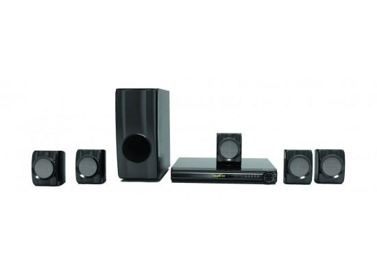 Wansa 5.1Ch 185W Bluetooth Home Theatre (WHT1503) - Black