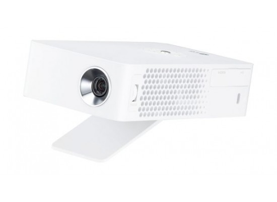 LG PH30JG HD 720p LED Portable MiniBeam Projector - Right Side View