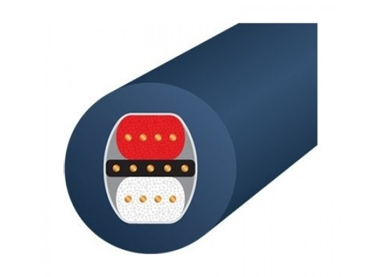 Wireworld Luna 8  XLR to XLR Balanced Interconnect Cable Pair - 1 Meter