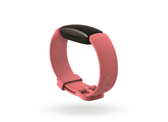 Pre-Order: Fitbit Inspire 2 Activity Tracker - Rose / Black