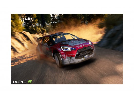 WRC (World Rally Championship) 6 - PC Game