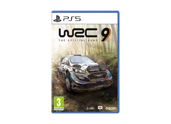 WRC 9 - PS5 Game