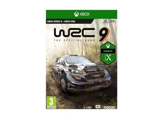 WRC 9 - XBSX/XB1 Game
