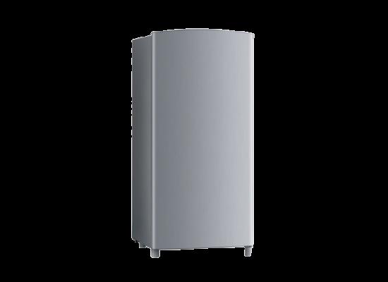 Wansa 7 CFt Single Door Refrigerator (WROG-200-DSC102) - Silver