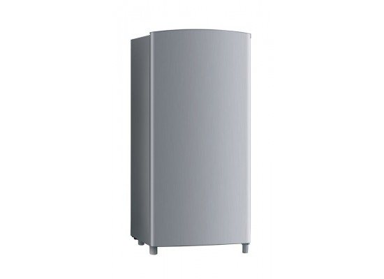 Wansa 7 CFt Single Door Refrigerator (WROG-200-DSC102) - Silver