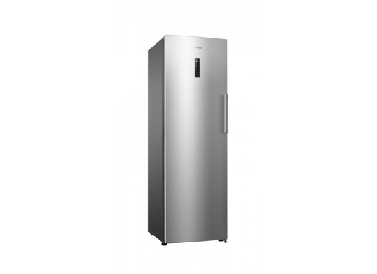 Wansa 16 CFT Single Door Refrigerator (WROW-470-NFSLC102) - Stainless Steel