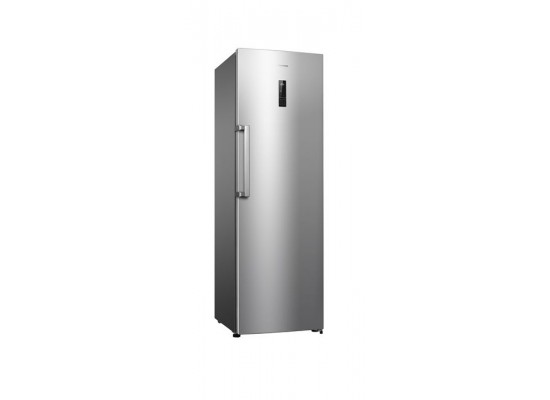 Wansa 12 CFT Upright Freezer (WUOW-340-NFSLC102) - Stainless Steel