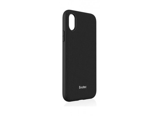 Evutec Ballistic Case For iPhone 10 (AP-008-MP-B01 ) – Matte Black