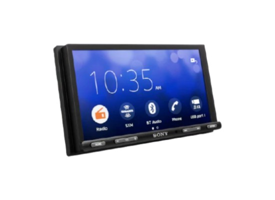 "Sony 6.9"" Bluetooth/USB Media Car Receiver (XAV-AX5500) in Kuwait | Buy Online – Xcite"