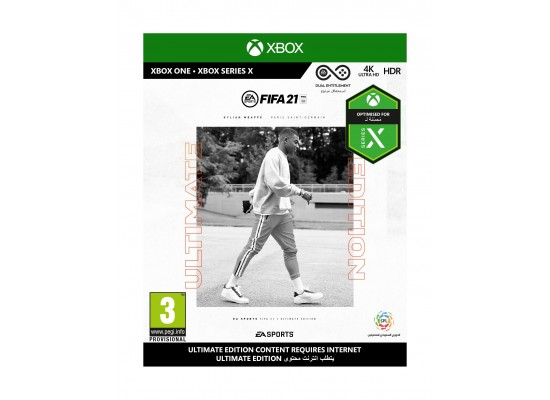 FIFA 21 Ultimate Edition - Xbox one Game