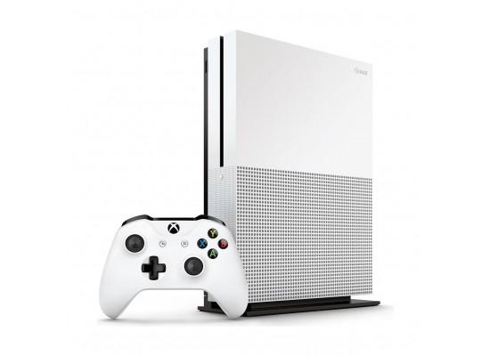 Microsoft Xbox One S 500GB Console – White (PAL)