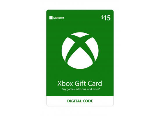 Microsoft Xbox Live - (15USD)