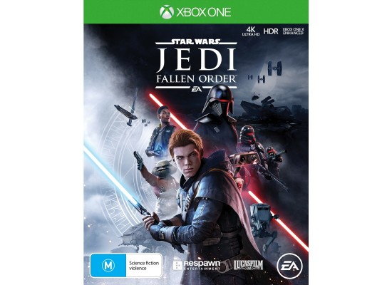 EQ Hard Case Backpack for up to 15.6-inch Laptop + Xbox One X 1TB Star Wars Jedi: Fallen Order +  FIFA 21 Standard Edition - Xbox one Game