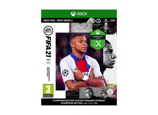 Pre-Order: FIFA 21 Champions Edition - Xbox one Game