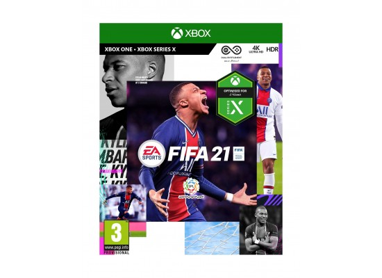 FIFA 21 Standard Edition - Xbox one Game