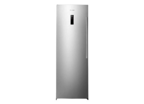 Hisense 17 CFT Single Door Refrigerator (RL475N4BC1) - Stainless Steel