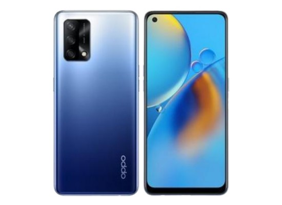 Oppo A74 128GB Phone - Blue