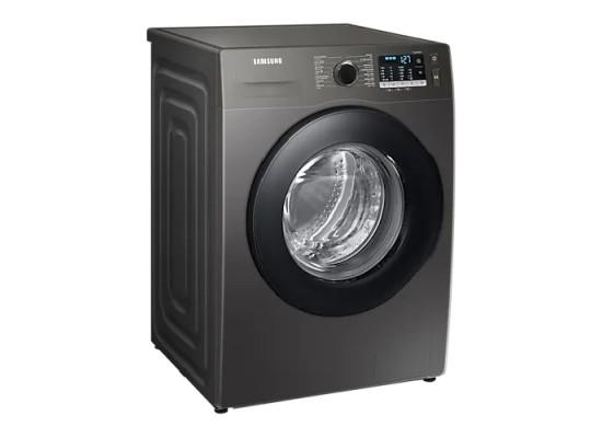 Samsung 8KG Front Load Washing Machine (WW80TA046AX) - Silver