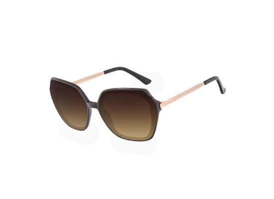 Chilli Beans Square Brown Sunglasses - OCCL3178