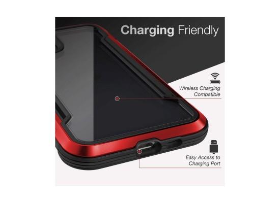Xdoria Defense Shield For iPhone 11 Pro (484404) - Red