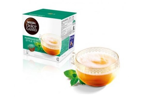 Dolce Gusto Nestle Marrakesh Style Tea Pods