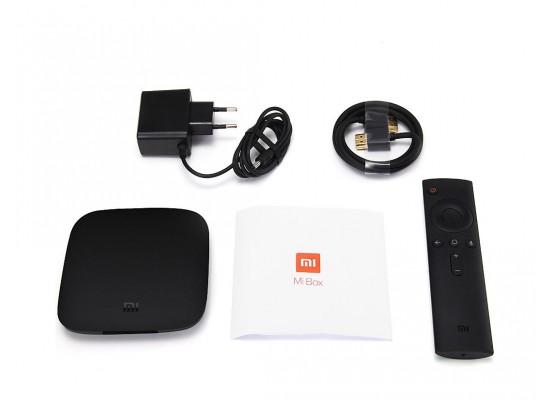 Xiaomi Mi Box 4K Android TV Set-Top Box - Accesories